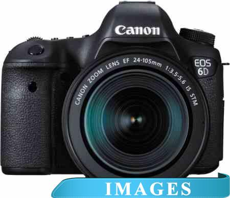Инструкция для Фотоаппарата Canon EOS 6D Kit 24-105mm IS USM