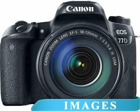 Инструкция для Фотоаппарата Canon EOS 77D Kit 18-135mm IS USM