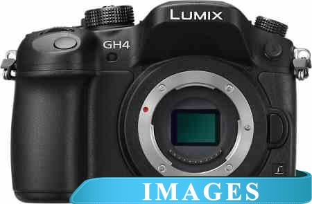 Фотоаппарат Panasonic Lumix DMC-GH4R Body