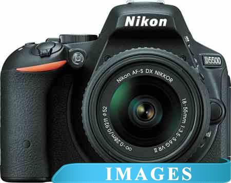 Фотоаппарат Nikon D5500 Double Kit 18-55mm VR II  55-300mm VR