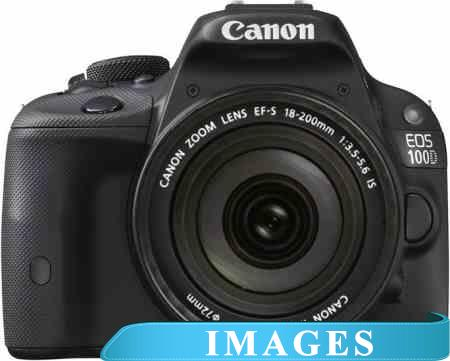 Инструкция для Фотоаппарата Canon EOS 100D Kit 18-200 IS