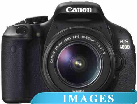 Инструкция для Фотоаппарата Canon EOS 600D Double Kit 18-55mm II IS  55-250mm IS STM