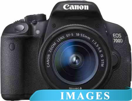 Инструкция для Фотоаппарата Canon EOS 700D Double Kit 18-55mm IS STM  55-250mm IS STM