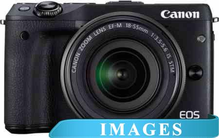 Инструкция для Фотоаппарата Canon EOS M3 Kit 18-55mm IS STM