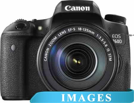 Инструкция для Фотоаппарата Canon EOS 760D Kit 18-135mm IS STM