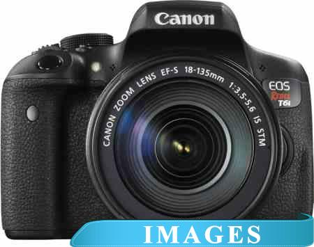 Инструкция для Фотоаппарата Canon EOS 750D Kit 18-135mm IS STM