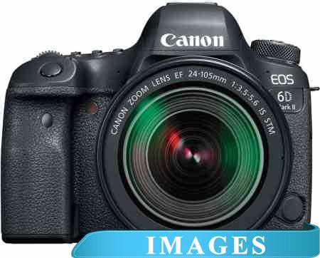 Инструкция для Фотоаппарата Canon EOS 6D Mark II Kit 24-105mm IS STM