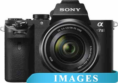 Инструкция для Фотоаппарата Sony a7 II Kit 28-70mm (ILCE-7M2K)