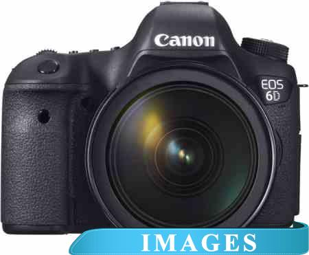 Инструкция для Фотоаппарата Canon EOS 6D Kit 24-70mm