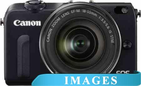 Инструкция для Фотоаппарата Canon EOS M2 Double Kit 18-55mm IS STM  22mm STM