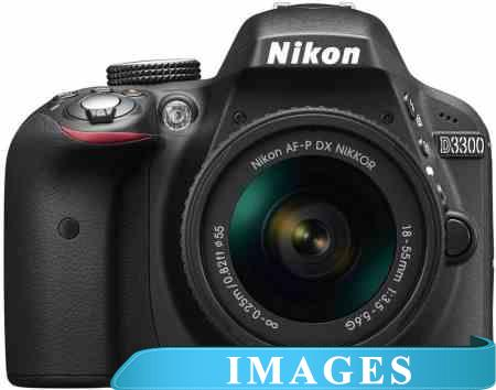 Инструкция для Фотоаппарата Nikon D3300 Kit 18-55mm AF-P DX