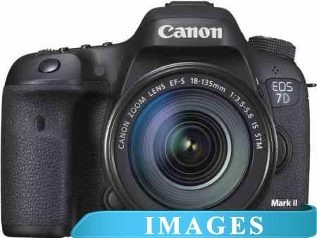 Инструкция для Фотоаппарата Canon EOS 7D Mark II Kit 18-135mm IS STM
