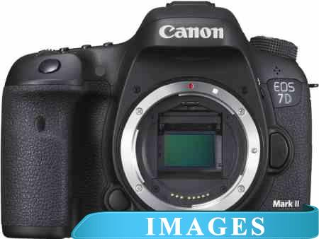 Инструкция для Фотоаппарата Canon EOS 7D Mark II Body