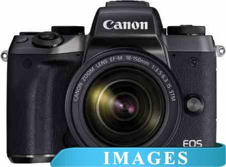 Инструкция для Фотоаппарата Canon EOS M5 Kit 18-150mm