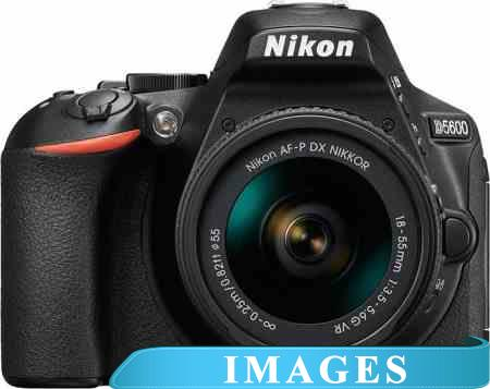 Инструкция для Фотоаппарата Nikon D5600 Kit 18-55mm AF-P DX VR