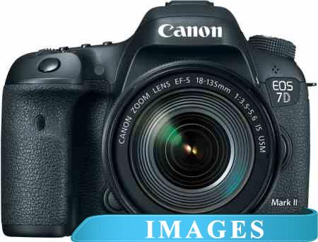 Фотоаппарат Canon EOS 7D Mark II Kit 18-135mm IS USM