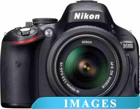 Инструкция для Фотоаппарата Nikon D5100 Double Kit 18-55mm VR  35mm f/1.8G