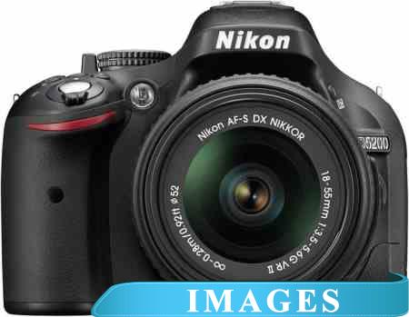 Инструкция для Фотоаппарата Nikon D5200 Kit 18-55mm VR II