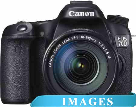Инструкция для Фотоаппарата Canon EOS 70D Kit 18-135mm IS