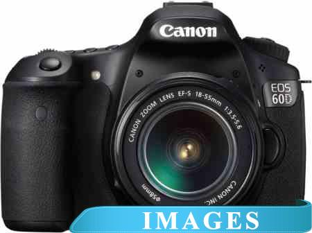 Инструкция для Фотоаппарата Canon EOS 60D Double Kit 18-55mm IS II  55-250 IS II