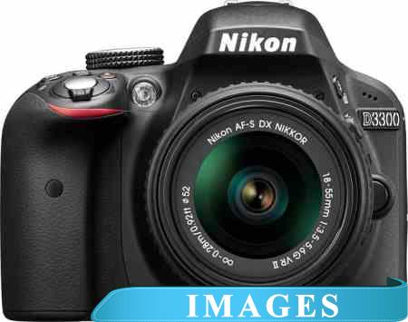 Инструкция для Фотоаппарата Nikon D3300 Double Kit 18-55mm VR II  55-200mm VR