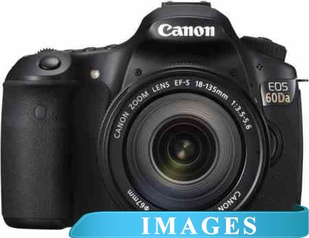 Фотоаппарат Canon EOS 60Da Kit 18-135 IS STM