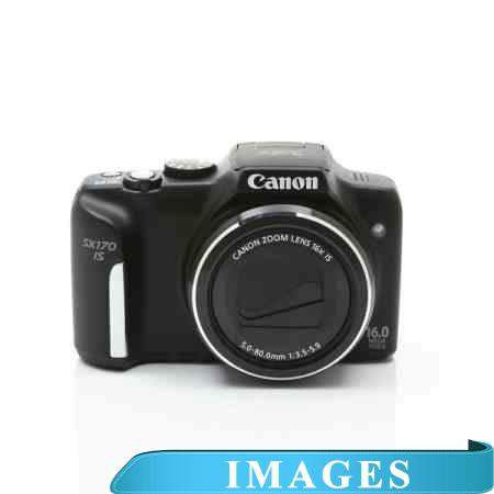 Инструкция для Фотоаппарата Canon PowerShot SX170 IS