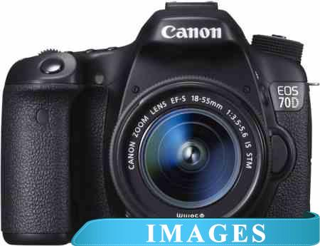 Инструкция для Фотоаппарата Canon EOS 70D Kit 18-55 IS STM