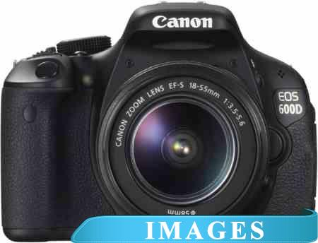 Инструкция для Фотоаппарата Canon EOS 600D Kit 18-55 IS STM