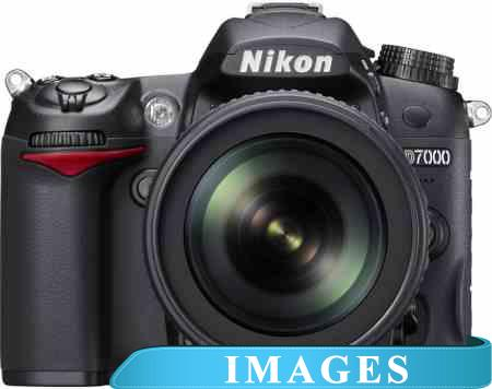 Фотоаппарат Nikon D7000 Double Kit 18-55mm VR  55-200mm VR