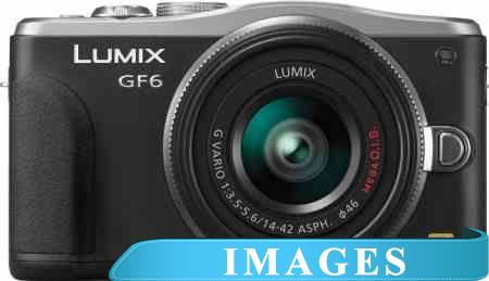 Инструкция для Фотоаппарата Panasonic Lumix DMC-GF6X Kit 14-42mm