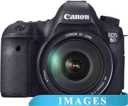 Инструкция для Фотоаппарата Canon EOS 6D Kit 24-105mm IS