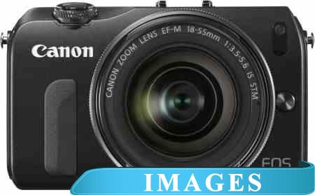 Инструкция для Фотоаппарата Canon EOS M Double Kit 18-55mm IS STM  22mm STM