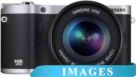 Инструкция для Фотоаппарата Samsung NX300 Kit 18-55mm
