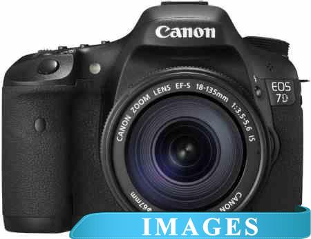 Инструкция для Фотоаппарата Canon EOS 7D Kit 18-135 IS STM