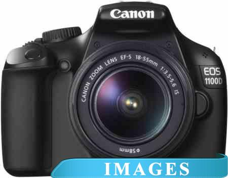 Инструкция для Фотоаппарата Canon EOS 1100D Double Kit 18-55mm IS  55-250mm IS