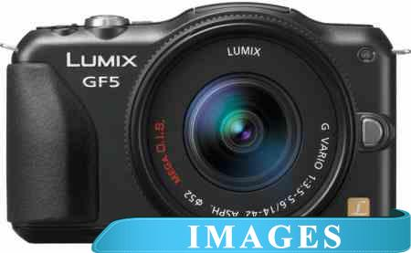 Инструкция для Фотоаппарата Panasonic Lumix DMC-GF5K Kit 14-42mm