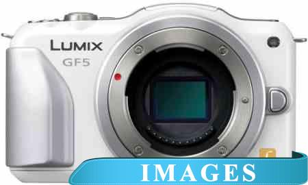 Инструкция для Фотоаппарата Panasonic Lumix DMC-GF5 Body