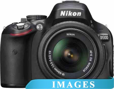 Фотоаппарат Nikon D5100 Double Kit 18-55mm VR  55-300mm VR