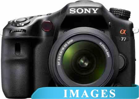 Инструкция для Фотоаппарата Sony Alpha SLT-A77VY Double Kit 18-55mm  55-200mm
