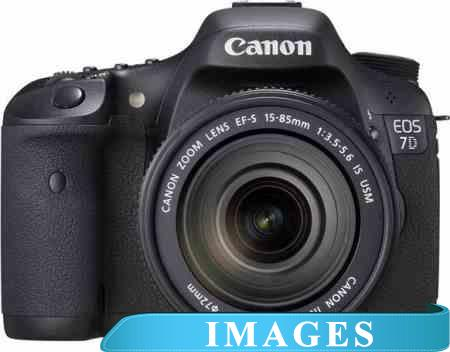 Инструкция для Фотоаппарата Canon EOS 7D Kit 15-85mm IS